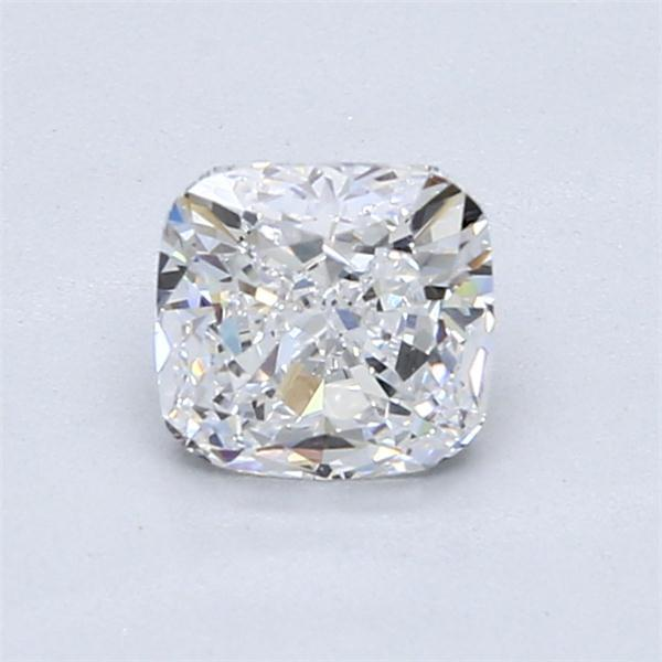1.01 Carat Cushion Loose Diamond, D, VS2, Ideal, GIA Certified | Thumbnail