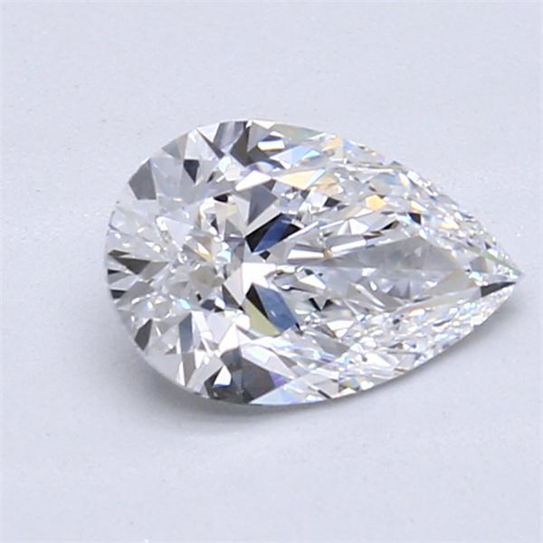 1.13 Carat Pear Loose Diamond, D, VVS1, Super Ideal, GIA Certified