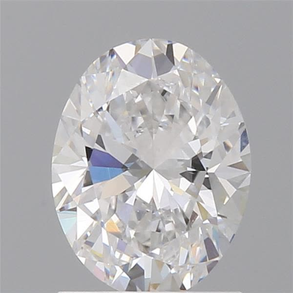 1.01 Carat Oval Loose Diamond, D, VS1, Super Ideal, GIA Certified | Thumbnail