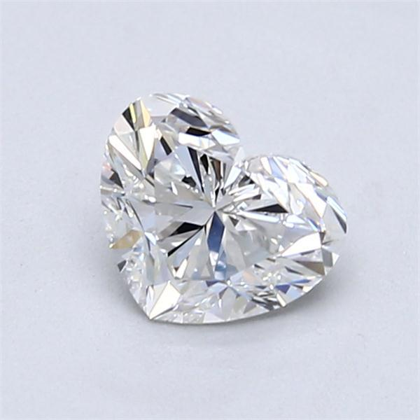 1.01 Carat Heart Loose Diamond, E, VS1, Super Ideal, GIA Certified | Thumbnail