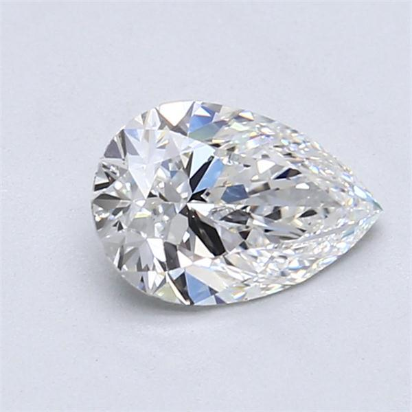 1.01 Carat Pear Loose Diamond, E, VVS2, Super Ideal, GIA Certified