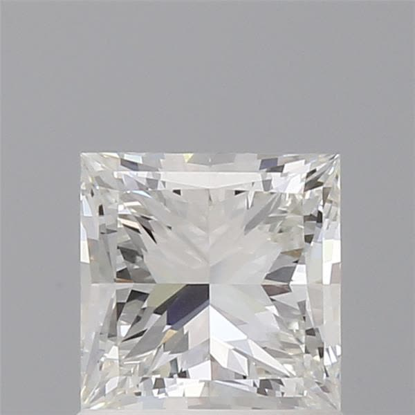 1.01 Carat Princess Loose Diamond, H, VVS1, Ideal, GIA Certified