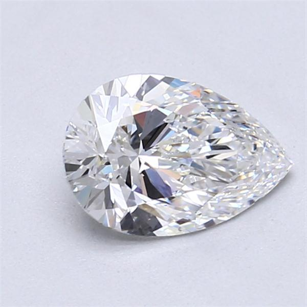 1.18 Carat Pear Loose Diamond, D, VVS1, Super Ideal, GIA Certified | Thumbnail