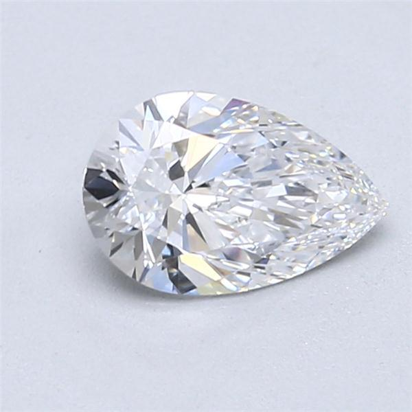 1.09 Carat Pear Loose Diamond, D, VVS2, Super Ideal, GIA Certified