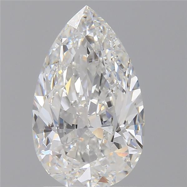 1.51 Carat Pear Loose Diamond, F, VVS2, Super Ideal, GIA Certified | Thumbnail