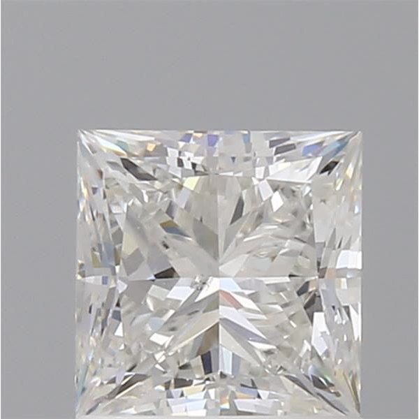 1.01 Carat Princess Loose Diamond, H, SI1, Super Ideal, GIA Certified | Thumbnail