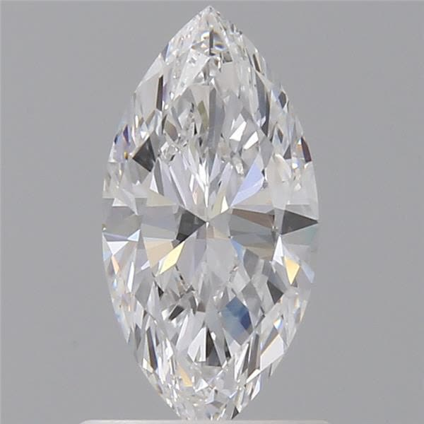 0.78 Carat Marquise Loose Diamond, D, VS1, Ideal, GIA Certified