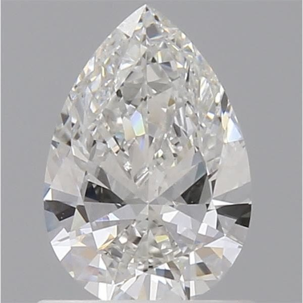 0.70 Carat Pear Loose Diamond, F, VS1, Super Ideal, GIA Certified | Thumbnail