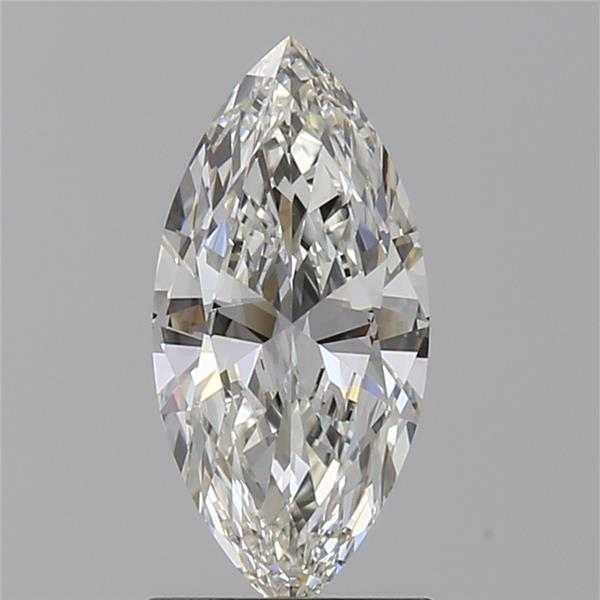 1.01 Carat Marquise Loose Diamond, H, VS1, Super Ideal, GIA Certified