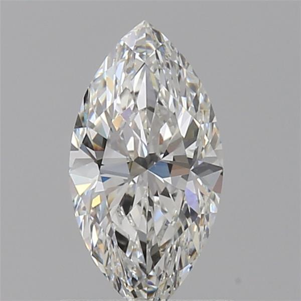 0.76 Carat Marquise Loose Diamond, H, IF, Super Ideal, GIA Certified