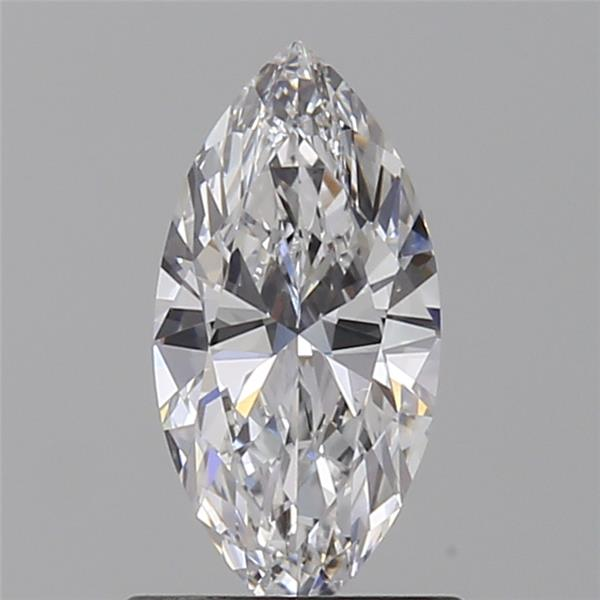 0.70 Carat Marquise Loose Diamond, D, VS2, Ideal, GIA Certified