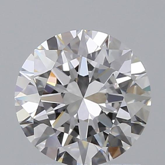 0.96 Carat Round Loose Diamond, D, VS1, Ideal, GIA Certified