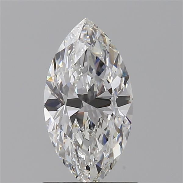 0.86 Carat Marquise Loose Diamond, G, VVS1, Super Ideal, GIA Certified