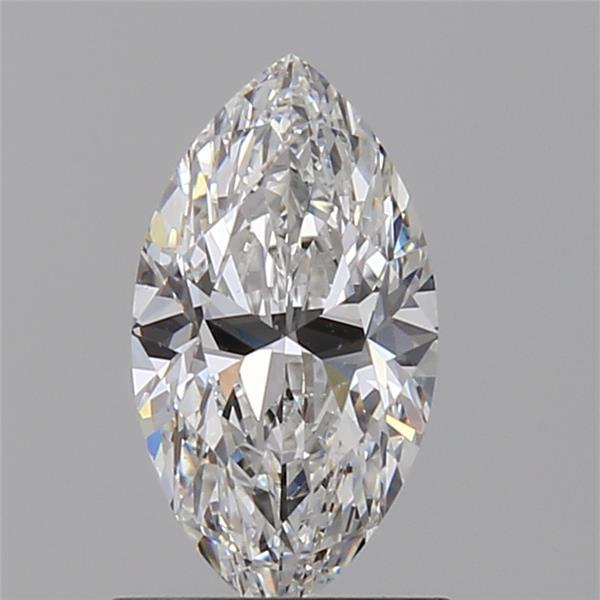 0.80 Carat Marquise Loose Diamond, F, VVS2, Super Ideal, GIA Certified