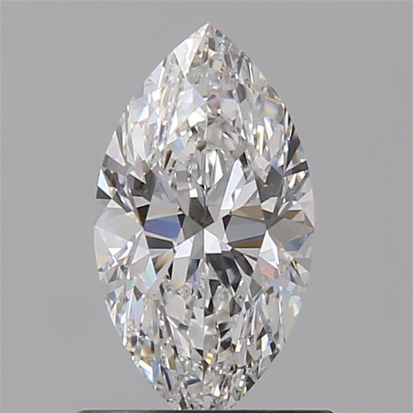 0.72 Carat Marquise Loose Diamond, F, IF, Super Ideal, GIA Certified