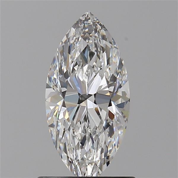 0.80 Carat Marquise Loose Diamond, F, VVS2, Ideal, GIA Certified