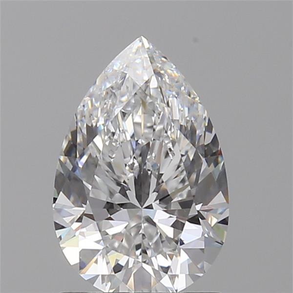 1.11 Carat Pear Loose Diamond, D, IF, Super Ideal, GIA Certified