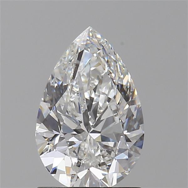 1.01 Carat Pear Loose Diamond, E, VVS1, Super Ideal, GIA Certified