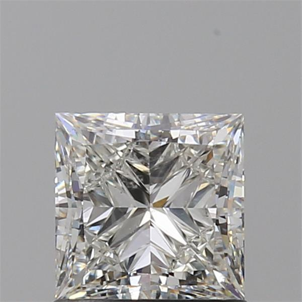 1.01 Carat Princess Loose Diamond, I, SI1, Super Ideal, GIA Certified