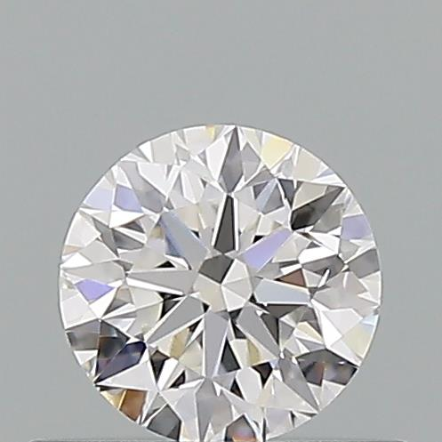 0.40 Carat Round Loose Diamond, I, VVS1, Excellent, GIA Certified