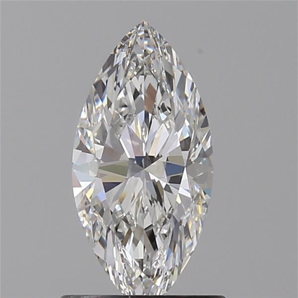 0.75 Carat Marquise Loose Diamond, F, VVS2, Super Ideal, GIA Certified