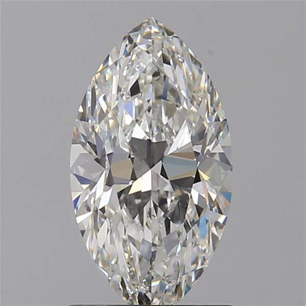 1.04 Carat Marquise Loose Diamond, H, IF, Ideal, GIA Certified