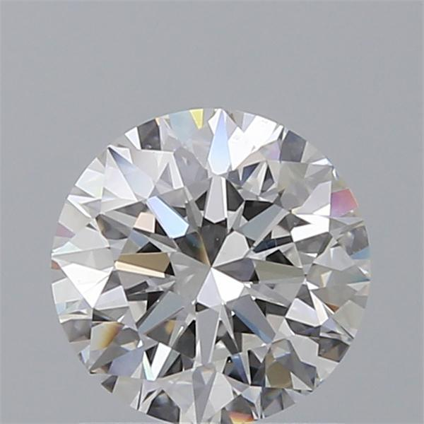 1.01 Carat Round Loose Diamond, E, VS2, Super Ideal, GIA Certified