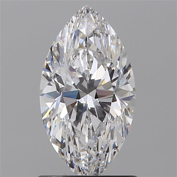 1.01 Carat Marquise Loose Diamond, D, VS2, Excellent, GIA Certified