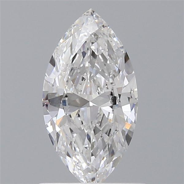 0.70 Carat Marquise Loose Diamond, D, VS1, Super Ideal, GIA Certified