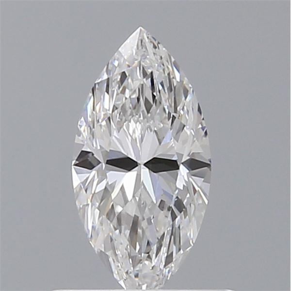 0.50 Carat Marquise Loose Diamond, D, VS1, Ideal, GIA Certified