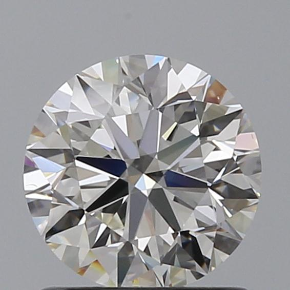1.01 Carat Round Loose Diamond, G, VS2, Excellent, GIA Certified