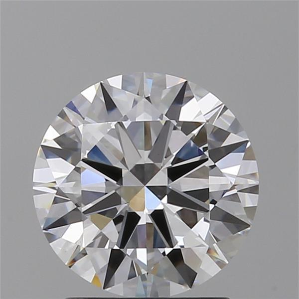 1.50 Carat Round Loose Diamond, E, IF, Excellent, GIA Certified