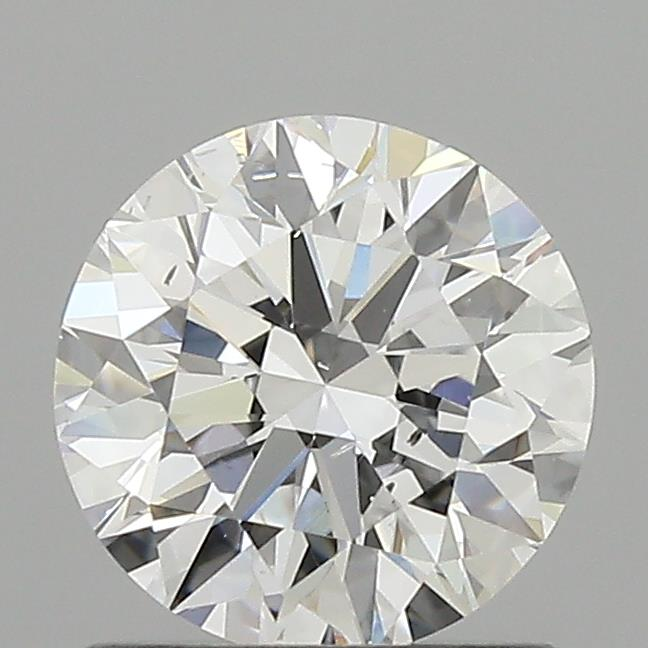 1.01 Carat Round Loose Diamond, D, SI1, Excellent, GIA Certified
