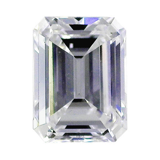 0.94 Carat Emerald Loose Diamond, D, VS1, Excellent, GIA Certified