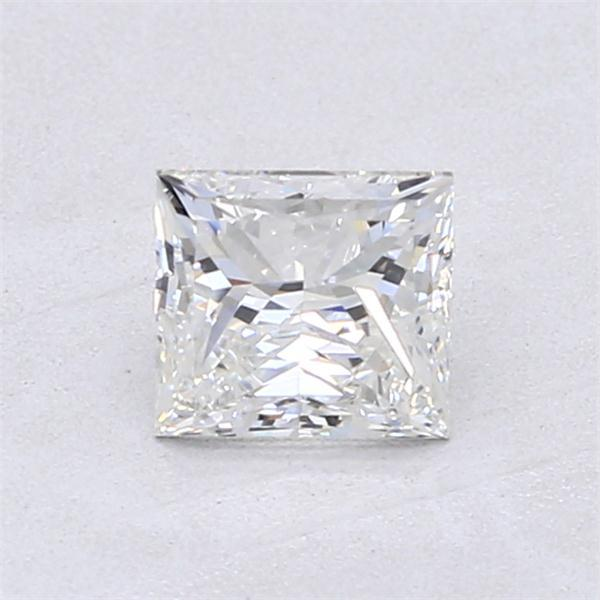 1.01 Carat Princess Loose Diamond, G, VS1, Excellent, GIA Certified