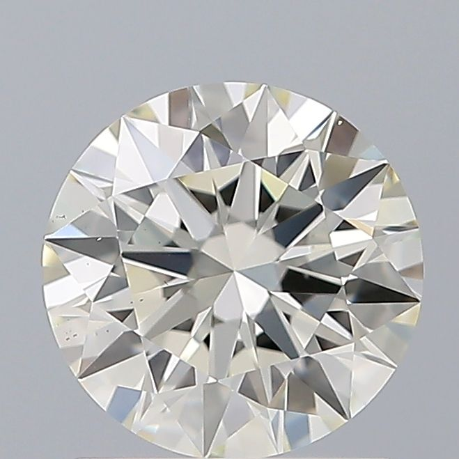 1.50 Carat Round Loose Diamond, J, SI1, Excellent, GIA Certified
