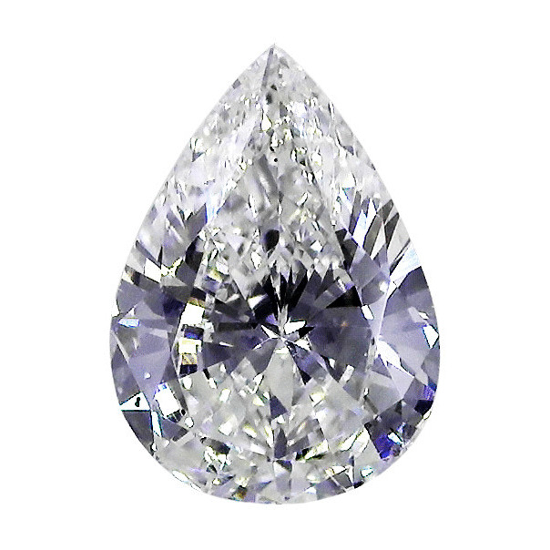 1.93 Carat Pear Loose Diamond, G, SI1, Excellent, GIA Certified