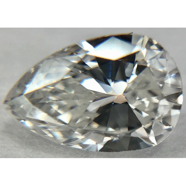 0.49 Carat Pear Loose Diamond, E, SI1, Excellent, GIA Certified