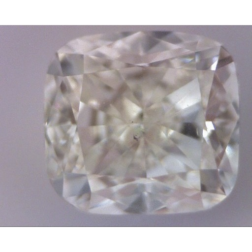 1.50 Carat Cushion Loose Diamond, I, VS2, Excellent, GIA Certified