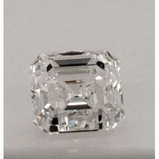 2.52 Carat Asscher Loose Diamond, E, VS2, Super Ideal, GIA Certified