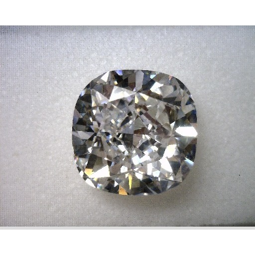 3.02 Carat Cushion Loose Diamond, E, VS2, Ideal, GIA Certified | Thumbnail