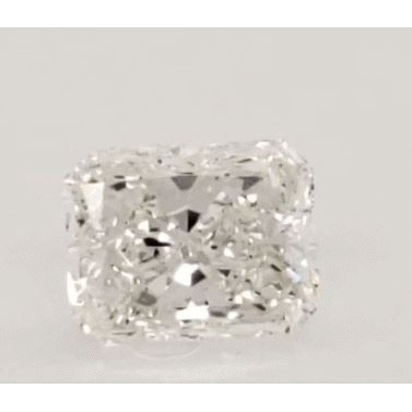 1.50 Carat Radiant Loose Diamond, I, VS1, Ideal, GIA Certified
