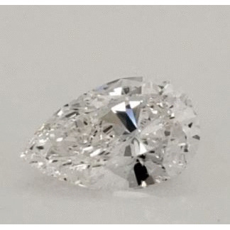 1.58 Carat Pear Loose Diamond, F, SI1, Ideal, GIA Certified | Thumbnail