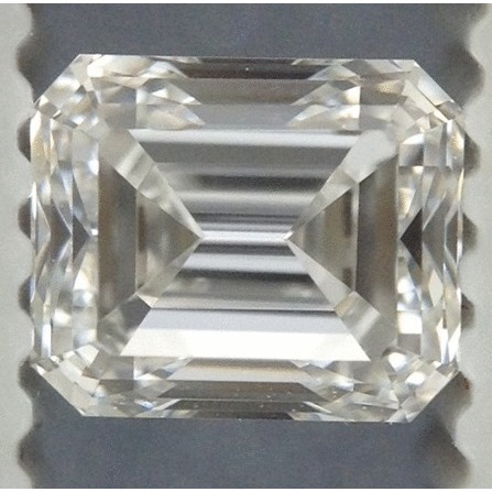 0.71 Carat Emerald Loose Diamond, G, VVS2, Excellent, GIA Certified