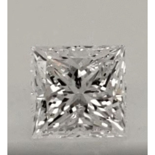 1.70 Carat Princess Loose Diamond, E, SI2, Super Ideal, GIA Certified