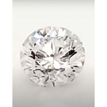 1.32 Carat Round Loose Diamond, H, I1, Very Good, GIA Certified