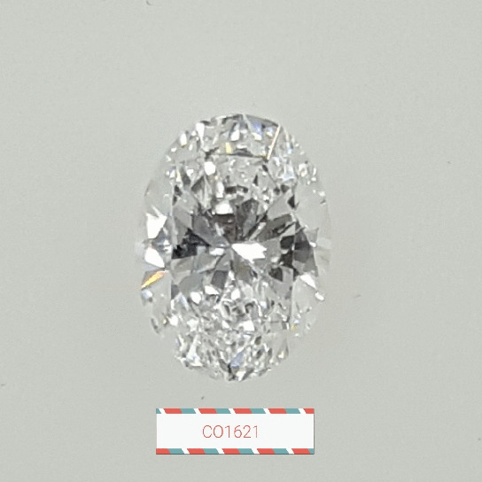 1.00 Carat Oval Loose Diamond, E, SI2, Ideal, GIA Certified