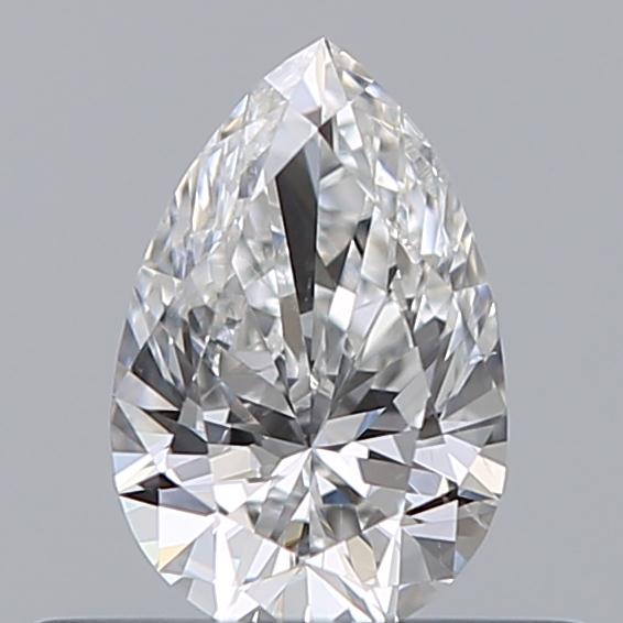 0.30 Carat Pear Loose Diamond, F, SI1, Super Ideal, GIA Certified | Thumbnail