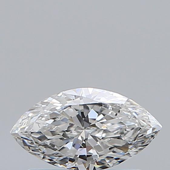 0.40 Carat Marquise Loose Diamond, F, SI1, Ideal, GIA Certified