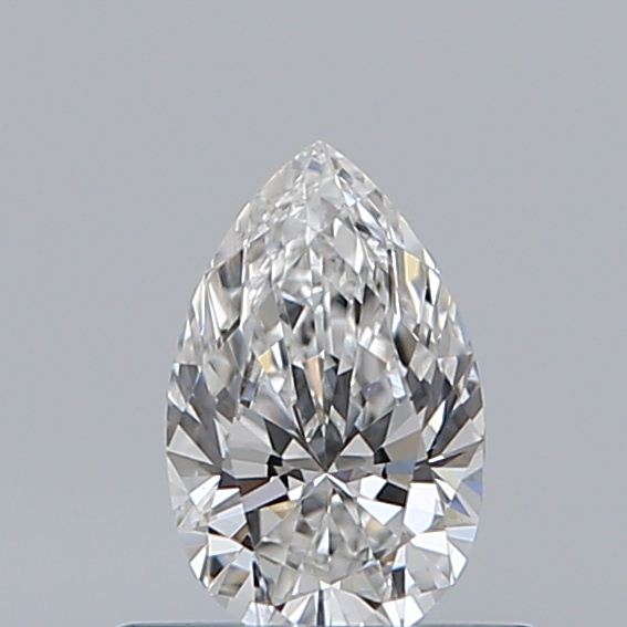 0.42 Carat Pear Loose Diamond, F, VS1, Super Ideal, GIA Certified | Thumbnail